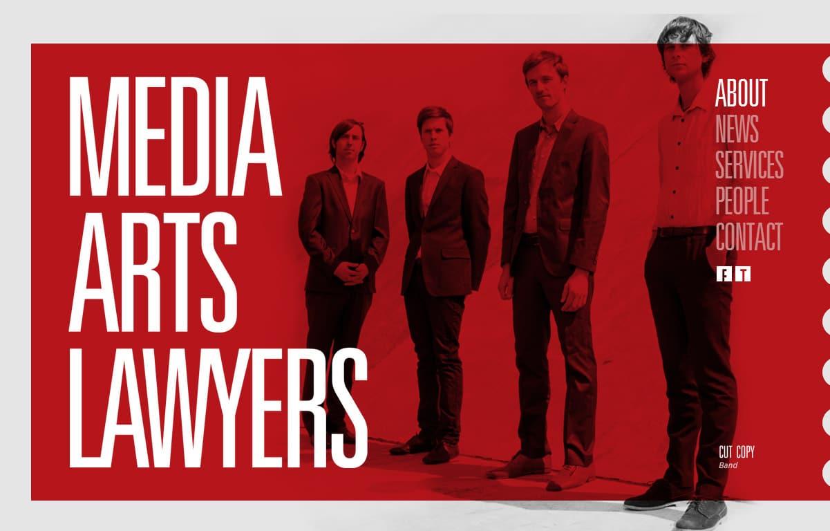 mediaartslawyerscom-melbourne-australia-webdesign