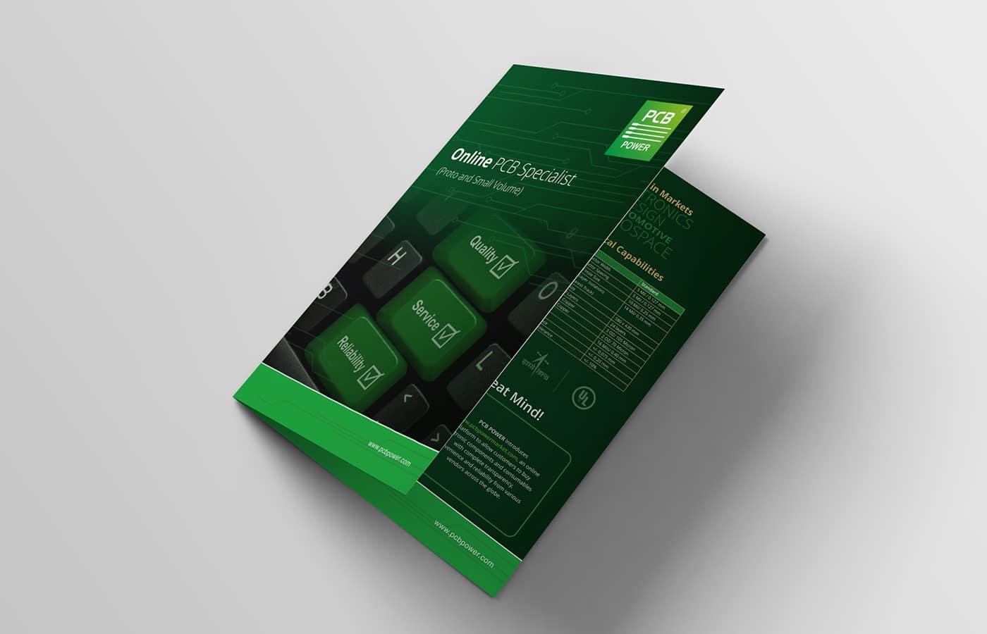 PCB Power brochure