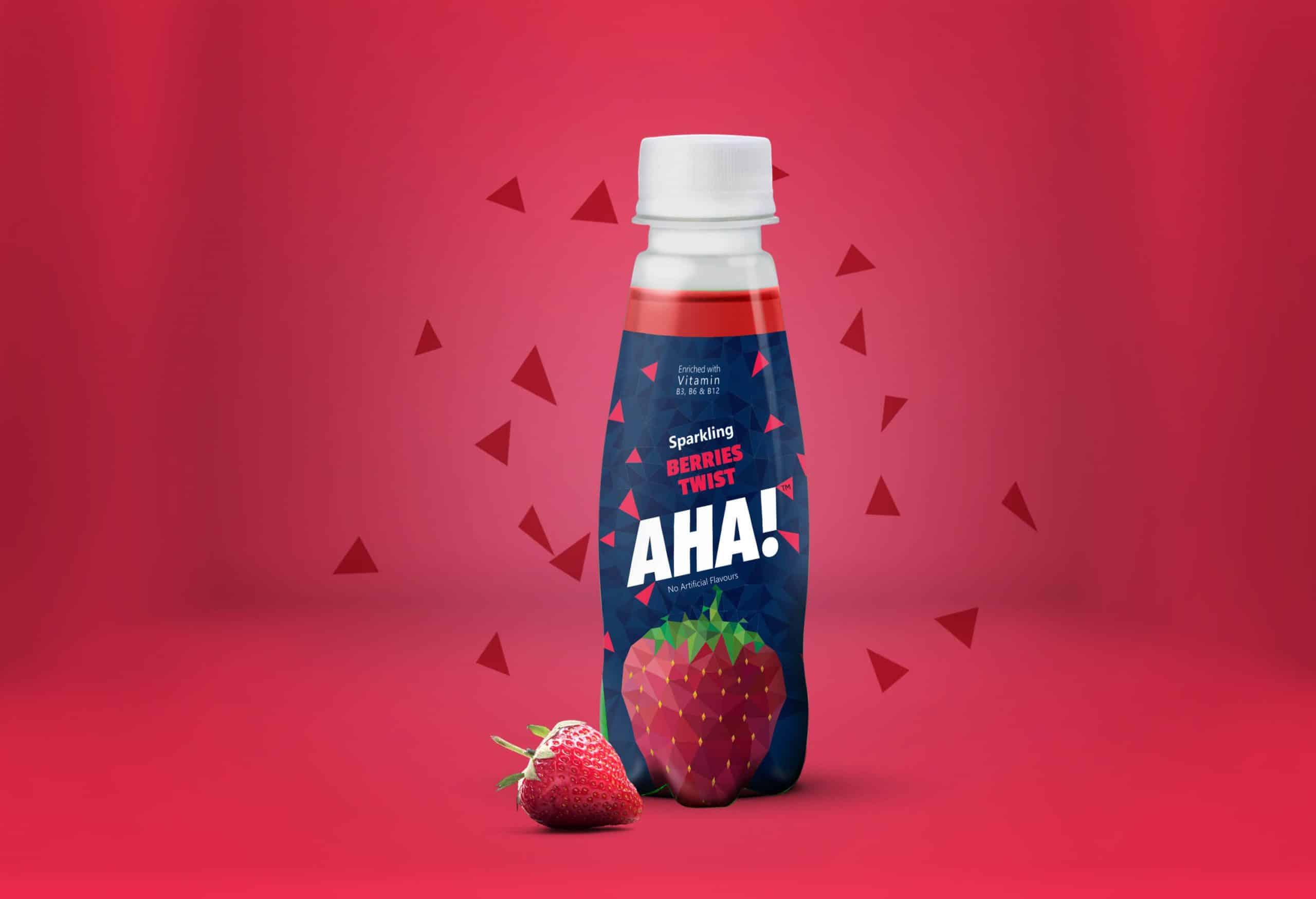 AHA Label Design